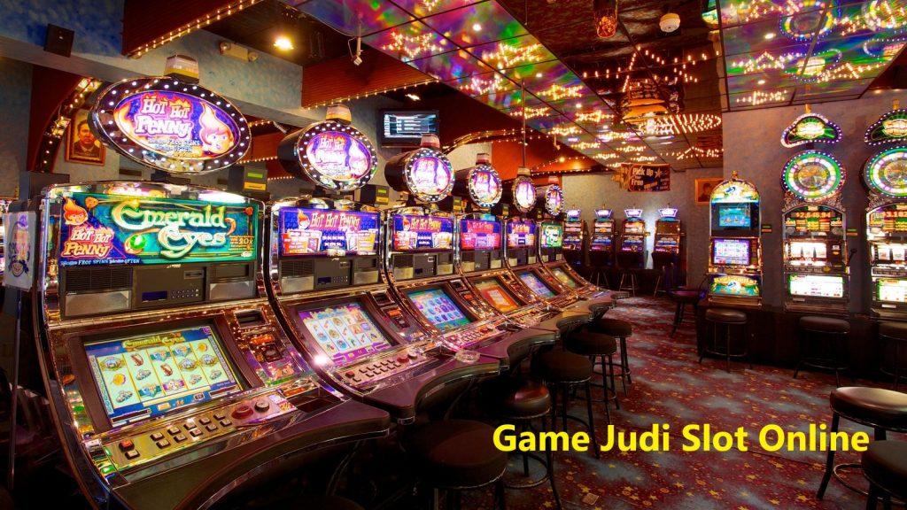 Game Judi Slot Online Terbaru
