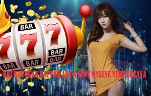 Keuntungan Daftar Akun Slot Online Terpercaya